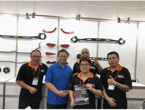 2019台北國際汽車零配件展覽會